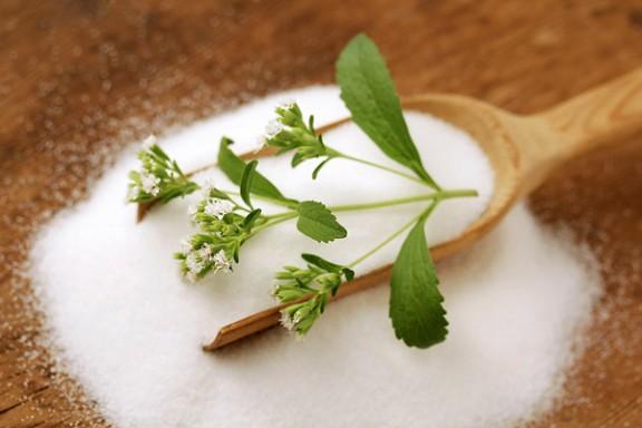 Zucchero? No, stevia!